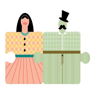 בין משא ומתן עסקי לזוגיות מאושרת