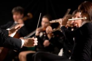 symphony maestro