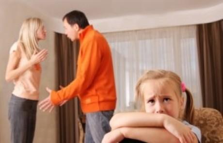 להתגרש בלי לפגוע בילדים