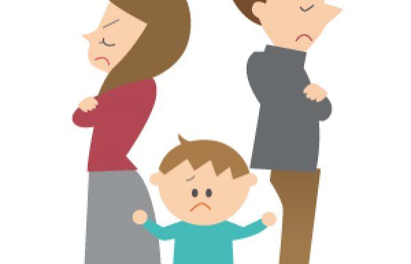 איך לספר לילדים על הגירושין?