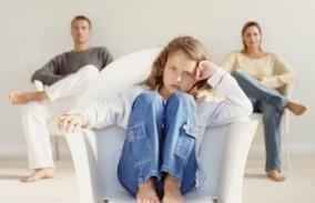 איך לספר לילדים על הגירושין