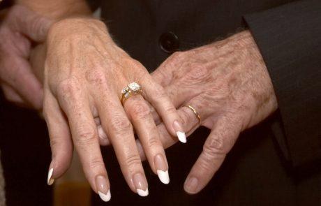 רעות ומאיר עומדים לפרק את פרק ב בנישואין