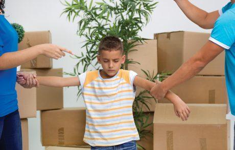 מה מאפיין ילדים להורים גרושים?
